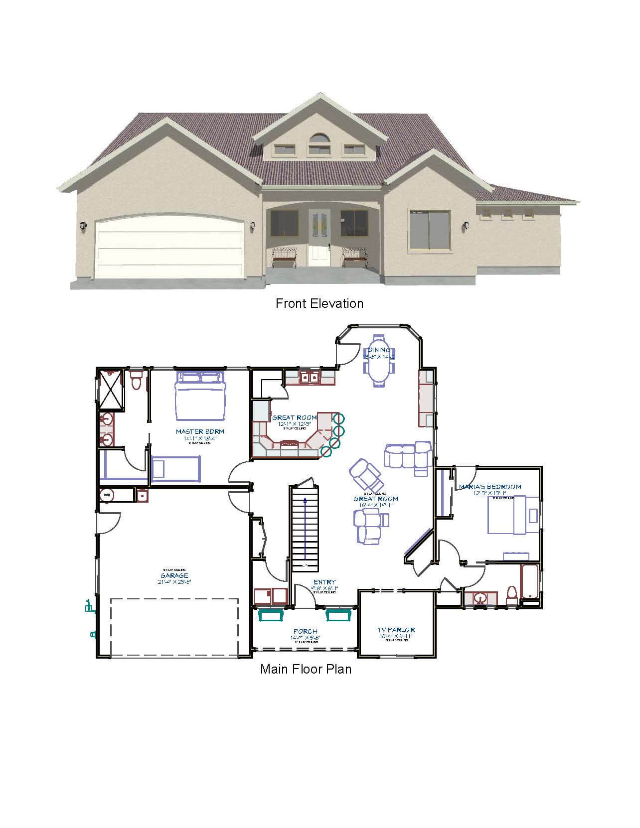 How much does it cost to draw a house plan in south africa - How much does a 3 bedroom house cost ...